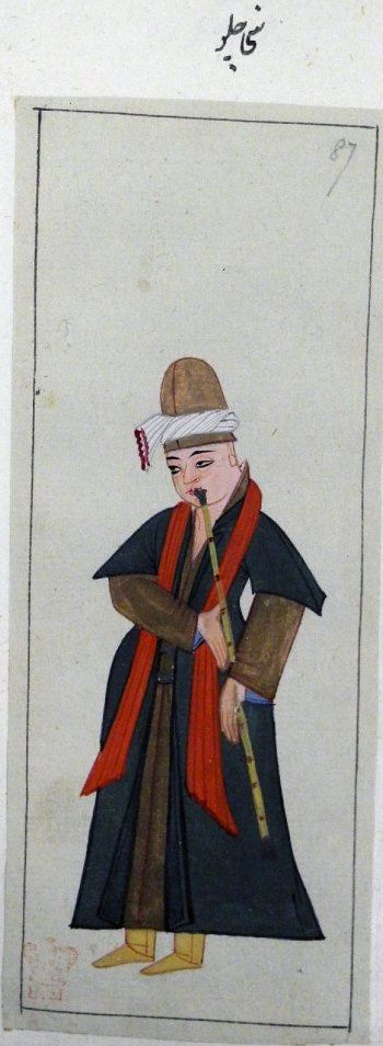 Dervish-1620-Turkey-British Library