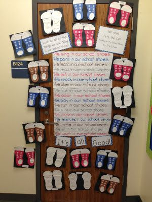 Chalk Talk: A Kindergarten Blog: Rocking and Rolling All Week Long with Pete