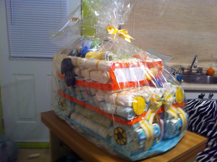 103 best images about Diaper cakes on Pinterest | Diaper ...