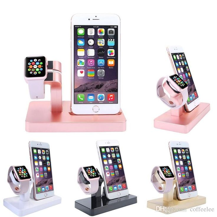 2018 For Iwatch And Iphone 2 In 1 Fast Charging Stand Bracket Docking Station Suit For Office Car Home Desktop Storage Mobile Phone Cradle Holder From Coffeelee, $6.95 | Dhgate.Com