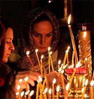 La Navidad ortodoxa se celebra en enero.
