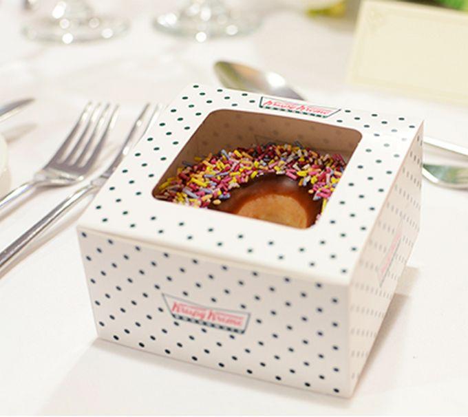 Best 25+ Krispy Kreme Wedding Cake Ideas On Pinterest
