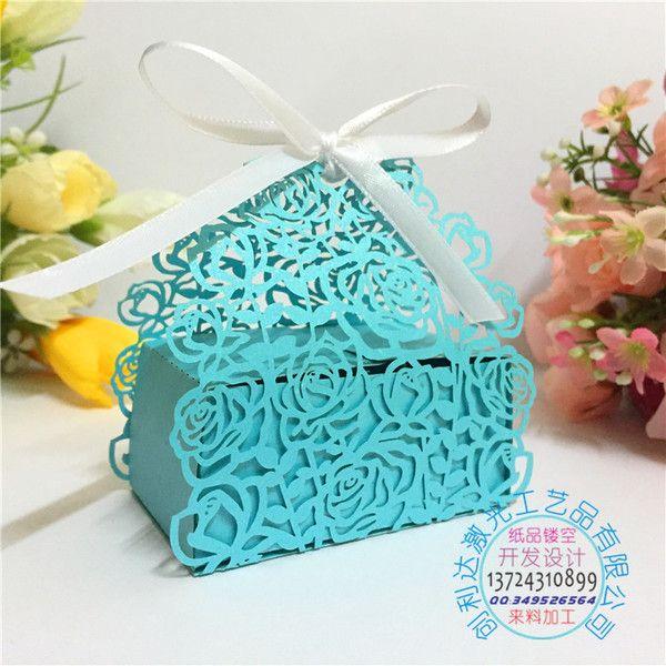 Низкий клиренс полые конфеты жениться коробки конфеты коробка конфет свадебный подарок Continental