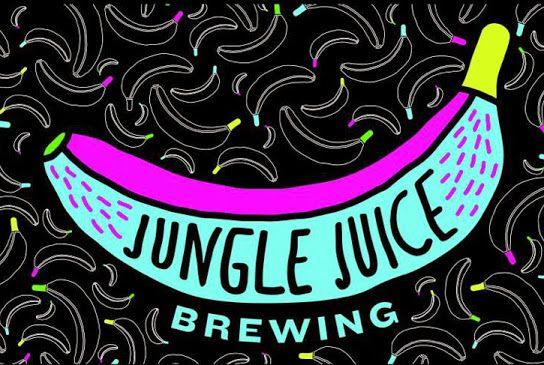 """""""El bananòn"""", il simpatico marchio di Jungle Juice Brewing, è stato disegnato da Patrizio Anastasi, che ha realizzato anche le etichette della Jellyfish e della Baba Yaga.  http://www.excantia.com/produttori/jungle-juice-brewing"""