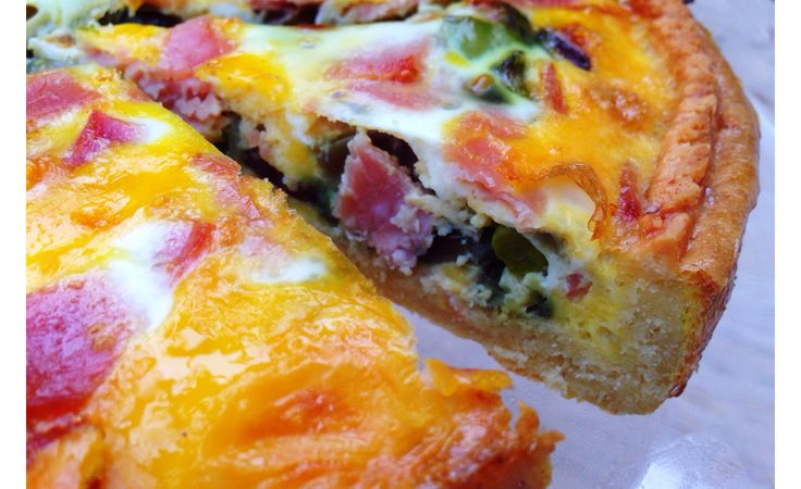 ... Quiche recipe on www.thelittlegreenspoon.com Gluten Free, Dairy Free