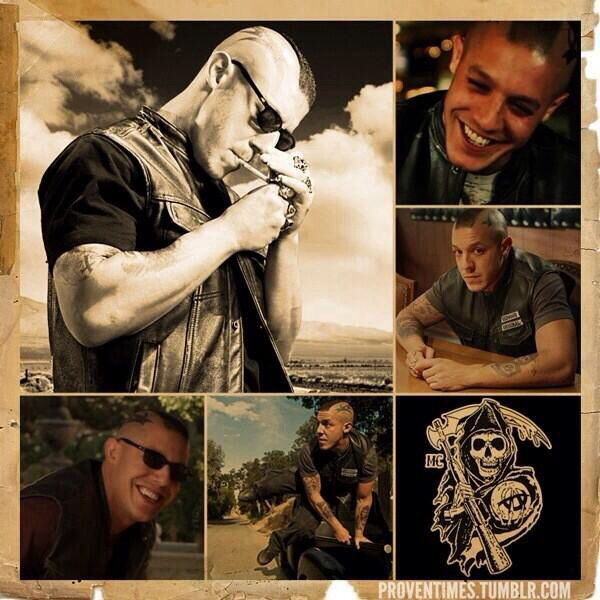 Juice Theo Rossi  sons of anarchy