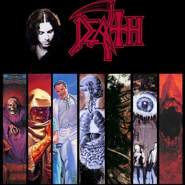 56 Best Death Images On Pinterest Chuck Schuldiner Death And Dark