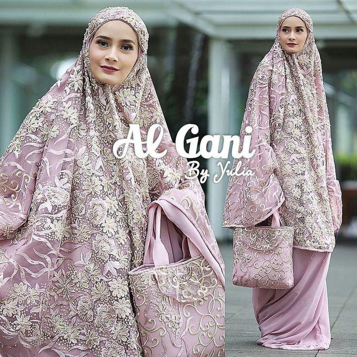 Mukena Mewah Al Gani   Kami adalah reseller resmi mukena Al Gani. HANYA menjual produk asli. DIJAMIN!!!. Tidak asli..uang kembali  Pemesanan: WA: 0857-0840-1007 BBM : 7CDA93C6  #grosirmukenamewah #grosirmukena #grosirmukenamurah #hantarannikah #seserahannikah #lebaran #puasa #sholatied #jualmukena #mukena #rukuh #telekung #telekungmewah #telekungexclusive #telekunglycra #telekungsolat #telekungmurah #malaysia #brunei #singapore #australia #dubai #Turkish #british #france #pakistan #india…
