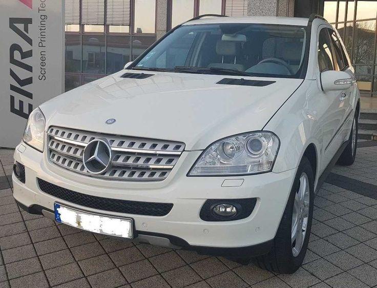 Mercedes Benz ML 320 CDI 7G-Tronic / DPF / Airmatic / AHK / Xenon / Teilleder   Check more at https://0nlineshop.de/mercedes-benz-ml-320-cdi-7g-tronic-dpf-airmatic-ahk-xenon-teilleder/