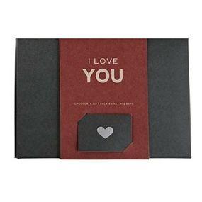 I LOVE YOU - Pana Chocolate