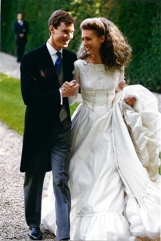 Wedding of Princess Sibilla of Luxembourg to Prince Guillaume
