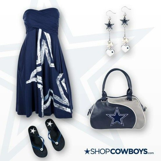 Dallas Cowboys game day attire!!#Pin ...