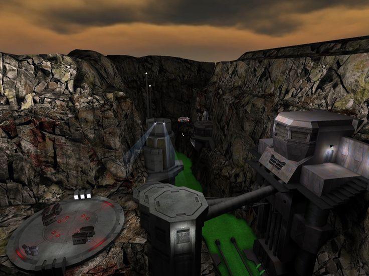Star Wars: Jedi Knight II: Jedi Outcast - Artus Prime Mining Facility