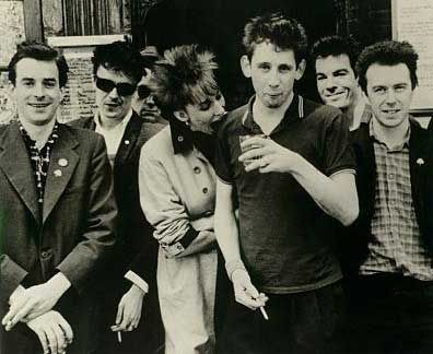 the pogues. see them live if ever given the chance.