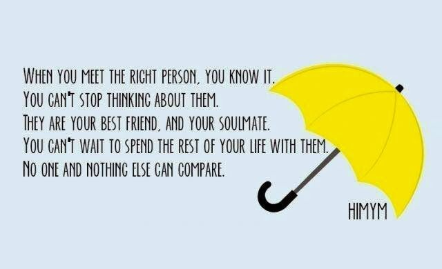 ted mosby love quotes - Google Search