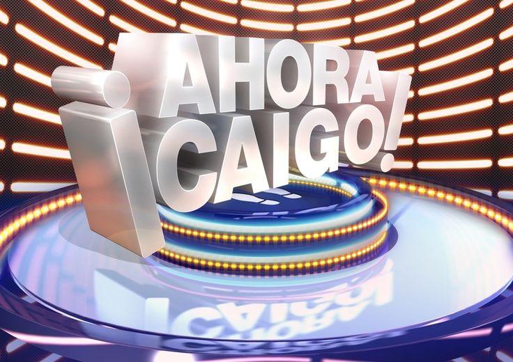 Post sobre el programa de Antena 3 de Ahora Caigo