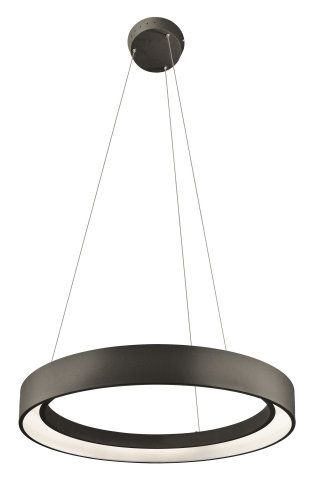 """23"""" ROUND RING DIMMABLE LED PENDANT :: LARGE PENDANTS :: Ceiling lights Toronto, Bath and vanity lighting, Chandelier lighting, Outdoor lighting and kitchen lights :: Union"""