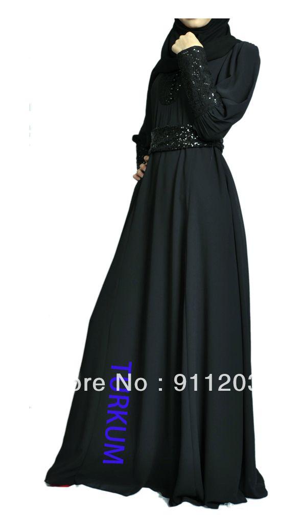 First Wedding Party Dress Abaya  TK-505  Series(MOQ: 1 Piece) ,(Abaya , Jilbab, muslim woman's cloth ,arabic cloth) $85.90