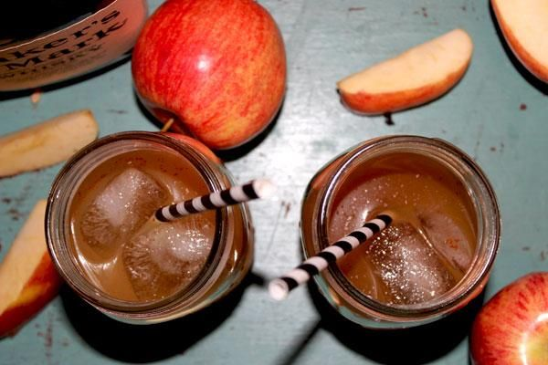 Maple Bourbon Cider Recipe | Drinking | Pinterest