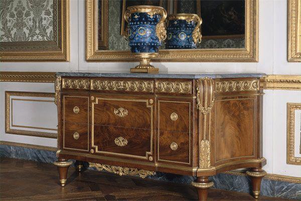 le ch teau ch teau de versailles salon des nobles. Black Bedroom Furniture Sets. Home Design Ideas