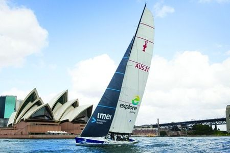 Sydney - Sail an America's Cup Racing Yacht - One ($68), Two ($128) or Four People ($248) with Explore Sailing (Up to $516 Value).