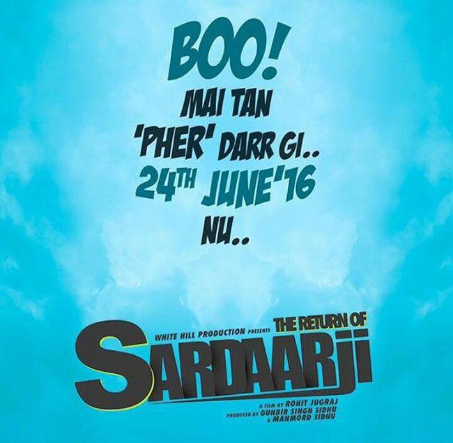 The Return of Sardaar Ji