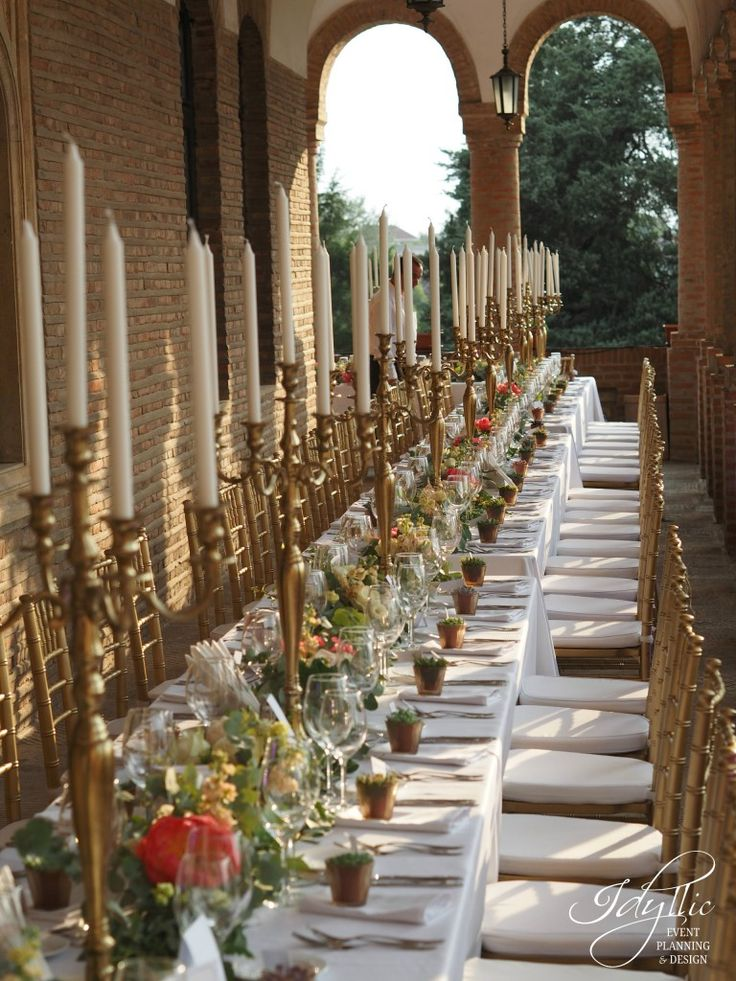 design nunta by Idyllic la Palatul Mogosoaia