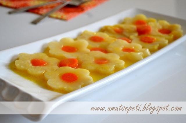 Zeytinyağlı,Portakallı Kereviz