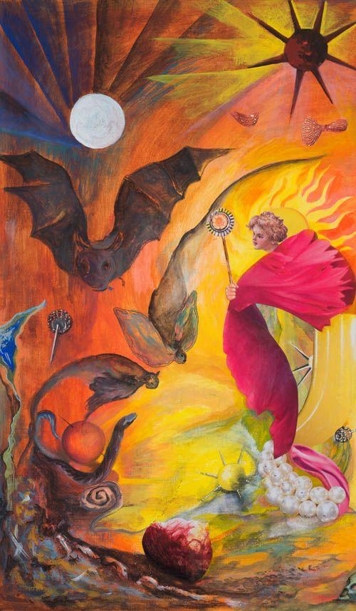 283 Best Images About Tarot Art