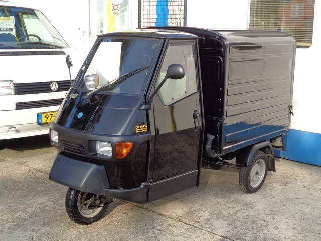 Piaggio Ape 50 Van - Overzicht - Auto Trader