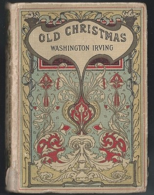 Charles Pears Old Christmas Washington Irving Art Nouveau Collins Antique Book | eBay