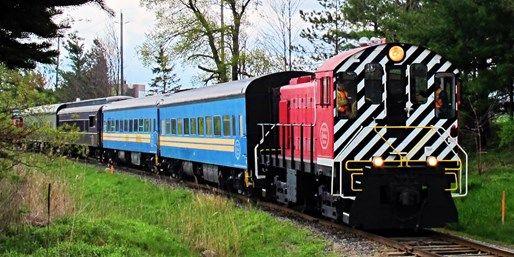$10 -- Waterloo Central Railway: Scenic Train Ride, Reg. $17 | Travelzoo