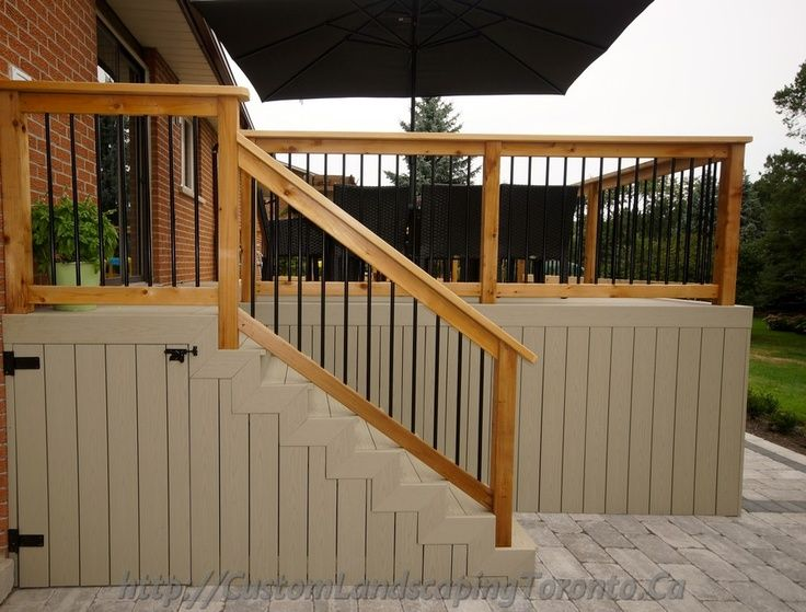 21 Best Images About Home Deck On Pinterest Sheds