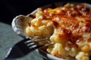 Greek Style Macaroni and Cheese | Yankee Doodle Marcaroni & Cheese ...