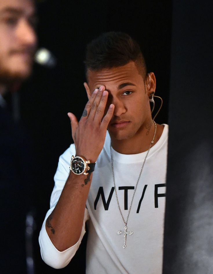 Neymar Da Silva Santos Jr