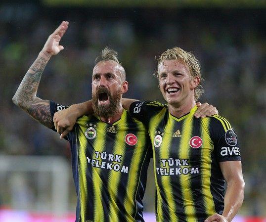Fenerbahçe - Sivasspor | Raul Meireles & Dirk Kuyt