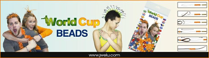 Great for the WK or Kingsday. Buy them at http://jwelu.com/beady-shifter-orange-hair-accessory.html