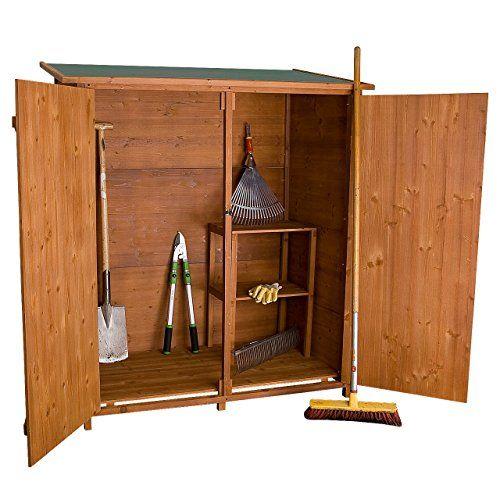 ber ideen zu ger teschuppen holz auf pinterest. Black Bedroom Furniture Sets. Home Design Ideas