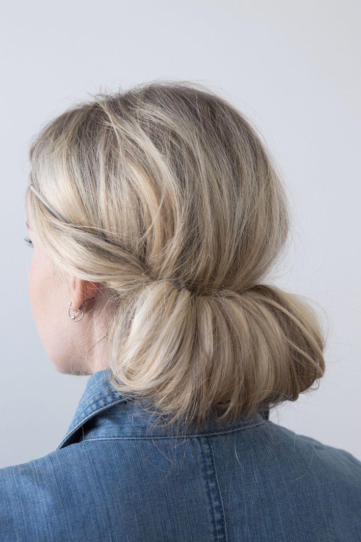 ghd Danmark |   Enkel frisure med hårbånd nr. 2 – Klar til sommerbryllup