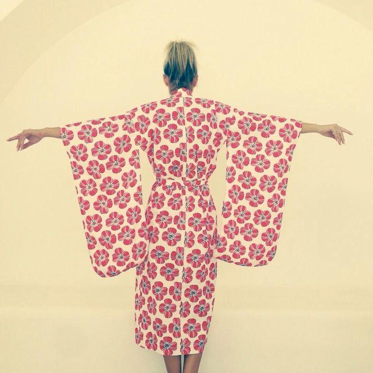 Kimono  by Eclectic Soiree @ Panos Kallitsis Salon