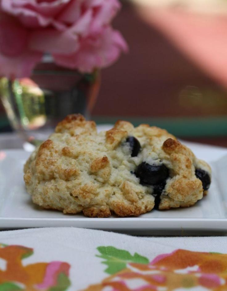 Lemon Blueberry Scones | Food | Pinterest