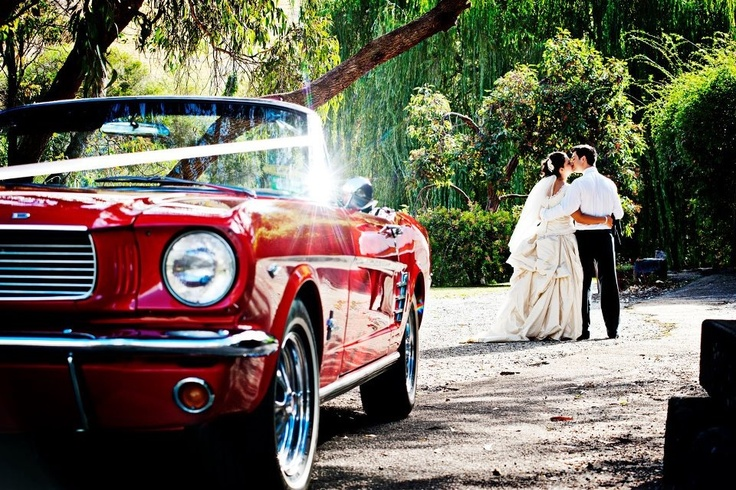 1000 Images About Mustang Wedding On Pinterest