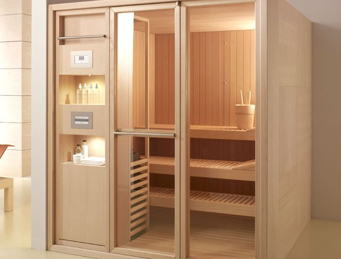 Sauna Design | You may have to connect with France or Italy to arrange your model ...