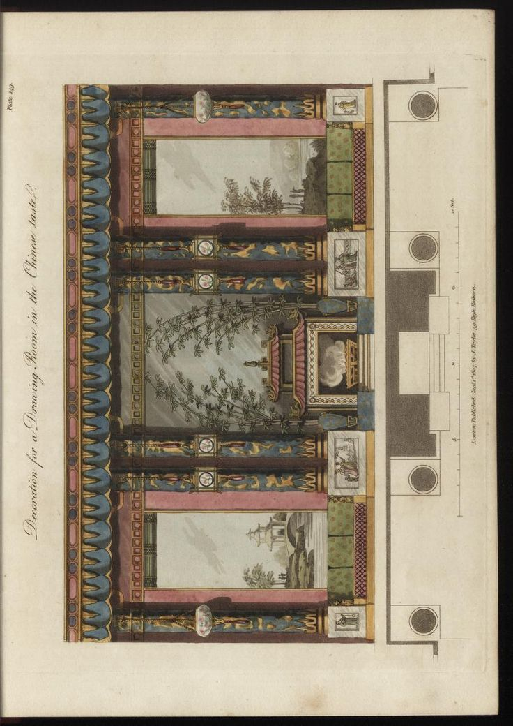 Collection Of Designs For Household Furniture A. Published 1808 Topics  Furniture, Furniture Design, Furniture, Interior Decoration, Decoration And  Ornament