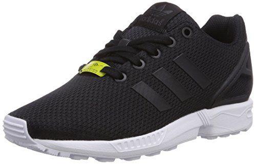 huge discount 8bd5f 60465 ... official store adidas zx flux k color black white size 1.5 d9565 a012f