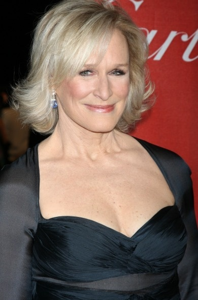 Glenn Close Grey Hairstyles Hair Styles Haircuts For