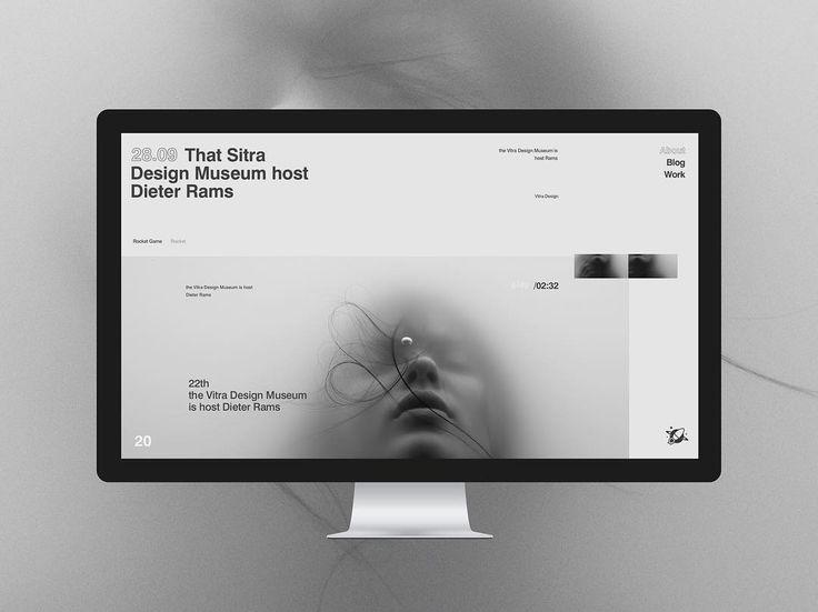 358 отметок «Нравится», 9 комментариев — Sergei Gurov (@milkwork_design) в Instagram: «#web #webdesign #webdevelopment #website #concept #designconcept #milkwork #behance #behancereviews…»