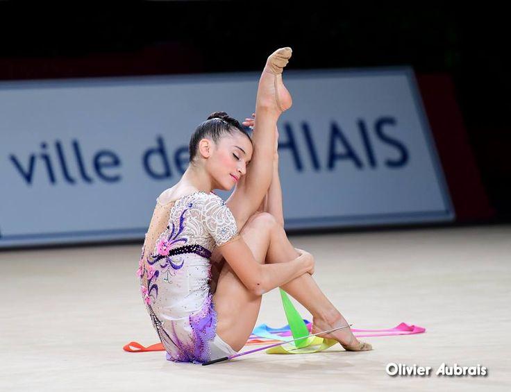 Sara Llana (Spain), Grand Prix (Thiais) 2017