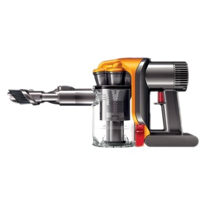 Dyson DC34 Handheld Vacuum Cleaner  Or any cordless, good hand vacuum. These kids throw food everywhere, lol.
