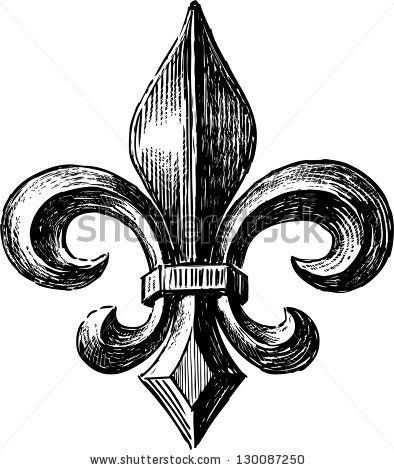 1000 images about scout tattoo on pinterest girl scouts body modifications and crests - Fleur de lys tattoo ...